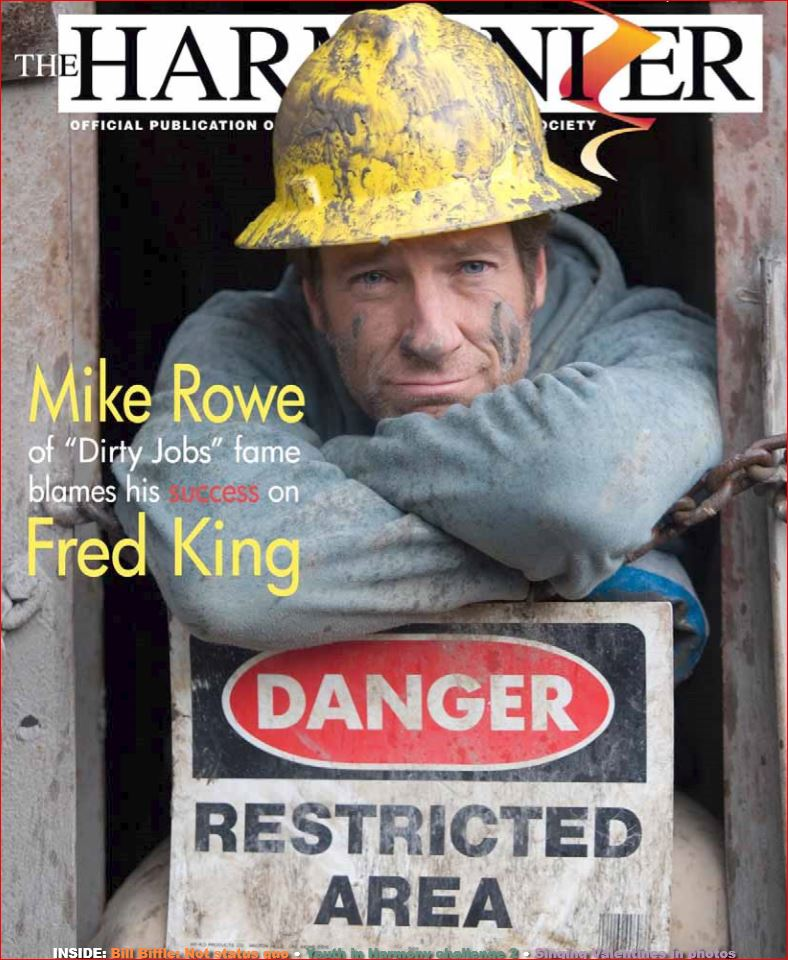 Mike Rowe and his Success